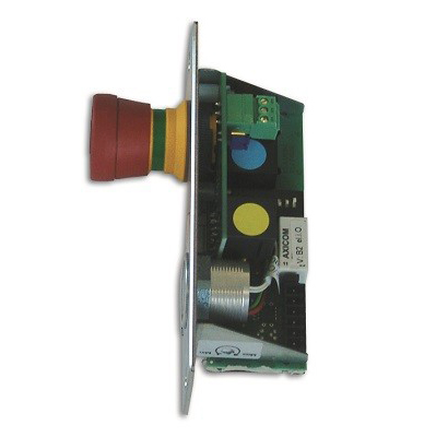 Peripheral system door interlock system